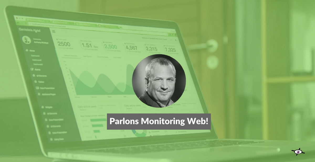 parlons et discutons monitoring web