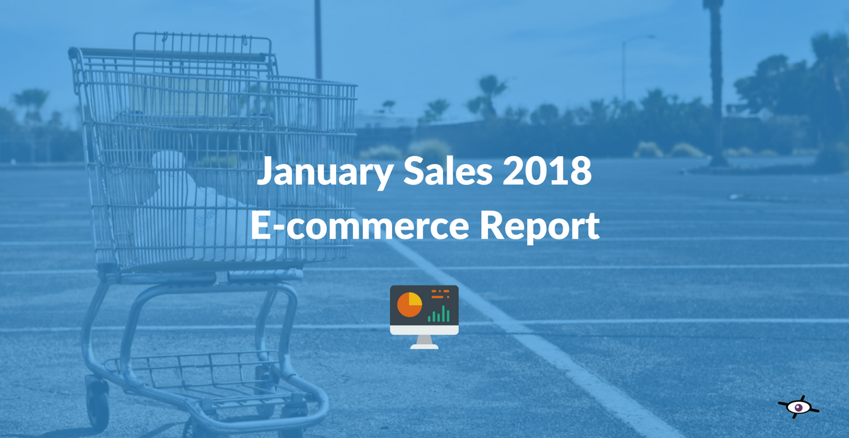 webperformance report of +100 ecommerce sites on january 2018