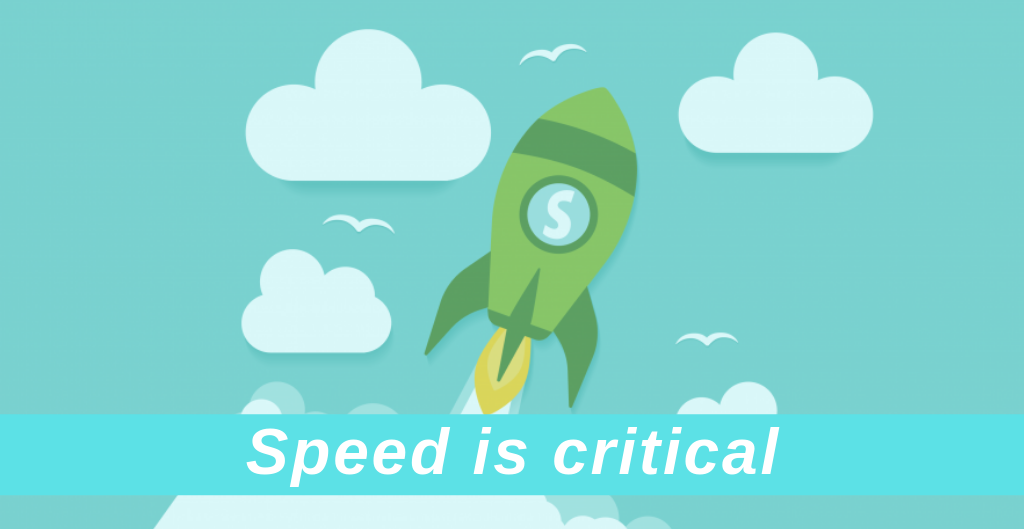 Website speed is crucial for your sales