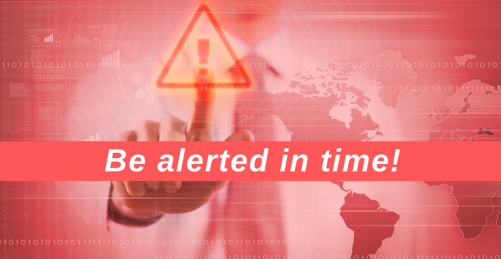 Alerte monitoring