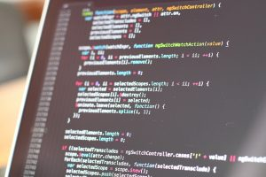 Code de programmation