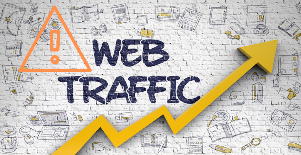 To much web traffic