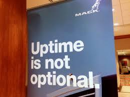 L'uptime n'est pas optionnel